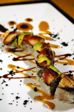 Hidden Dragon Roll