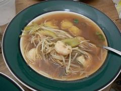 Hot and sour soup - Canh chua