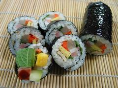 Squid Gimbap