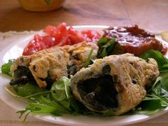 Chile Rellenos, stuffed Chile peppers