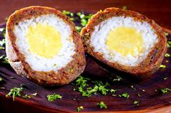 Vegan Scotch Eggs