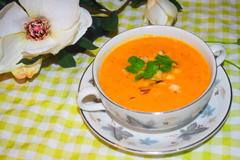 Sweet Potato & Coconut Soup