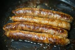 France Grilled Toulouse sausage